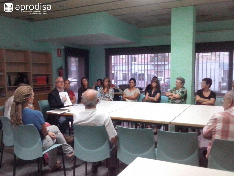Reunió informativa amb Dr. Ramón Novell