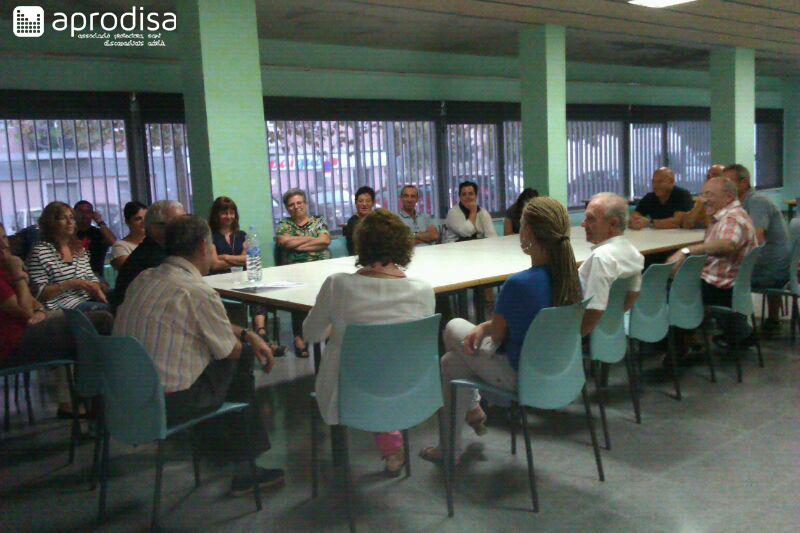 Reunió informativa amb Dr. Ramón Novell 2