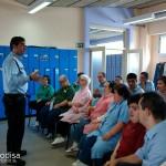 Xerrada Aprodisa Mossos Esquadra Sant Adria Besos 001