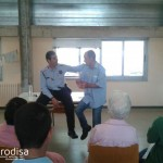 Xerrada Aprodisa Mossos Esquadra Sant Adria Besos 05