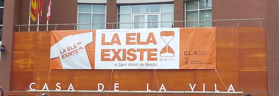 """Suport a """"La ELA existe"""" durant La Marató de TV3"""