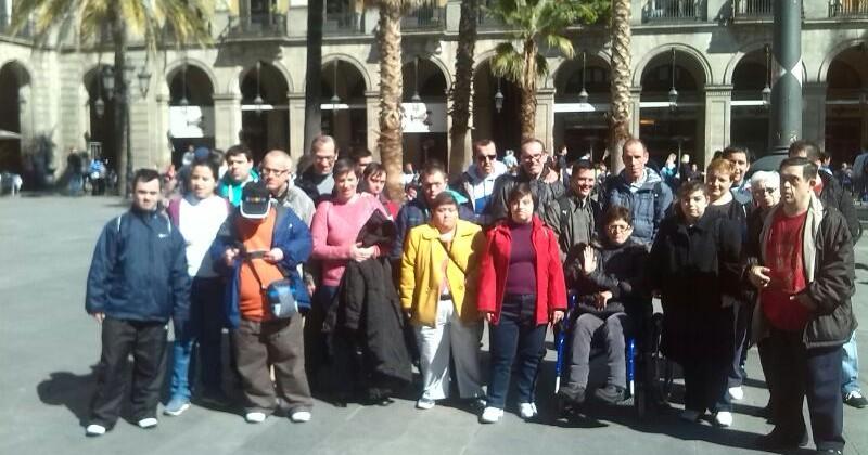 Un dia a Barcelona