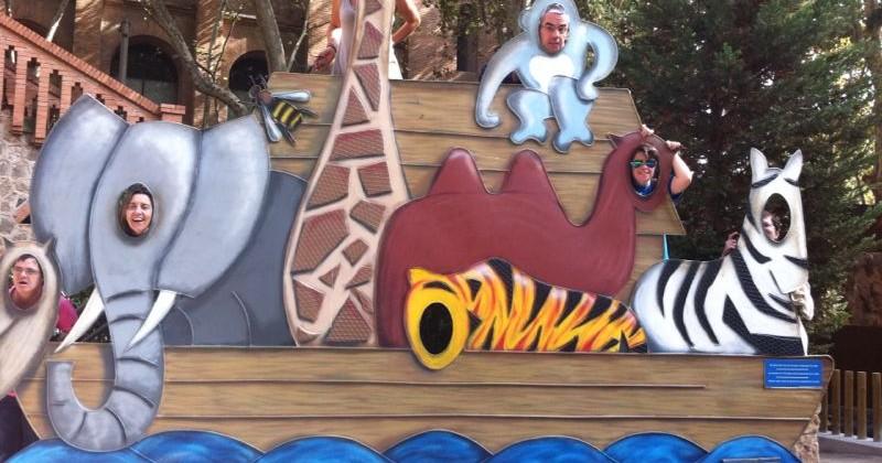 Excursió al Zoològic de Barcelona
