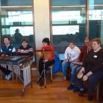 Un matí d'orquestra: de visita a l'auditori
