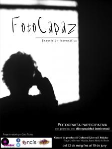 Cartel Fotocapaz