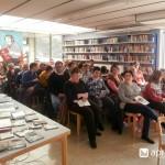 Visita a la biblioteca Ramón d'Alòs