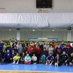 Visita a l'entrenament de futsal del Cat Gas