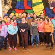 Aprodisa visita la Fundació Miró