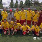 Aprodisa a l'Enfutbola't del FC Martinenc