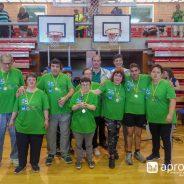 Participació d'Aprodisa a la XXIa Jornada d'Esport Adaptat