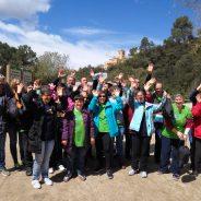 Bona jornada de voluntariat corporatiu a Collserola