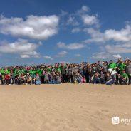 Activitat integradora amb voluntaris de Liberty