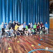 Aprodisa participa en unes jornades d'esport adaptat
