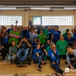 Activitat conjunta amb voluntaris d'Alliance