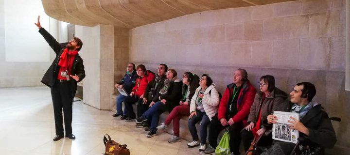 Visitem la Sagrada Família