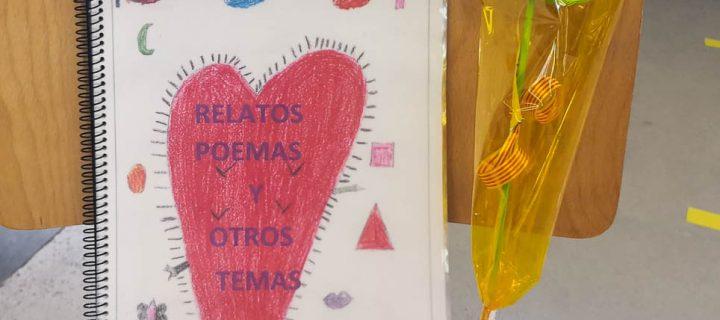 Aprodisa celebra la diada de Sant Jordi